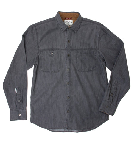 Trucker Shirt - Tops - Iron and Resin