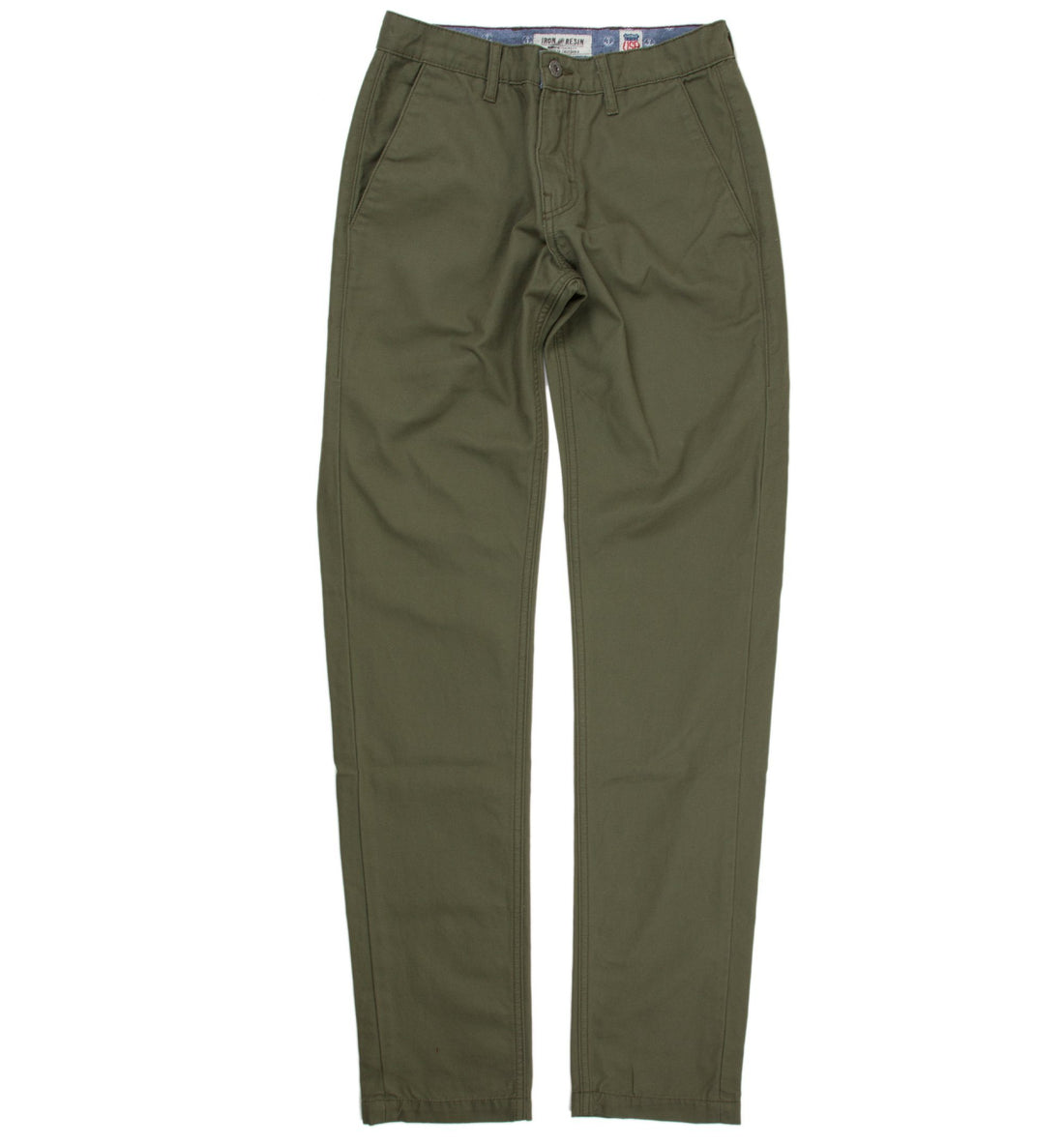 Iron & Resin Engineer Chino Trouser - Bottoms - Iron and Resin