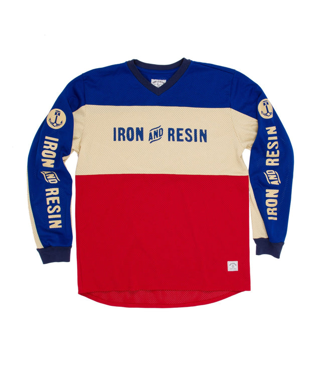 Nationals Jersey - Moto: Jersey - Iron and Resin
