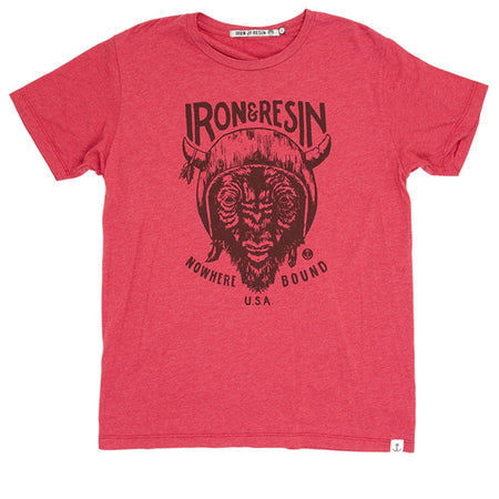 Iron & Resin Paso Tee - Tops - Iron and Resin