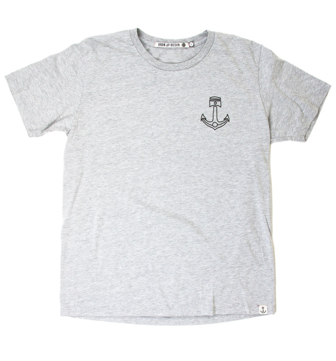 INR R.T.L. Tee - Apparel: Men's: Graphic T-Shirts - Iron and Resin