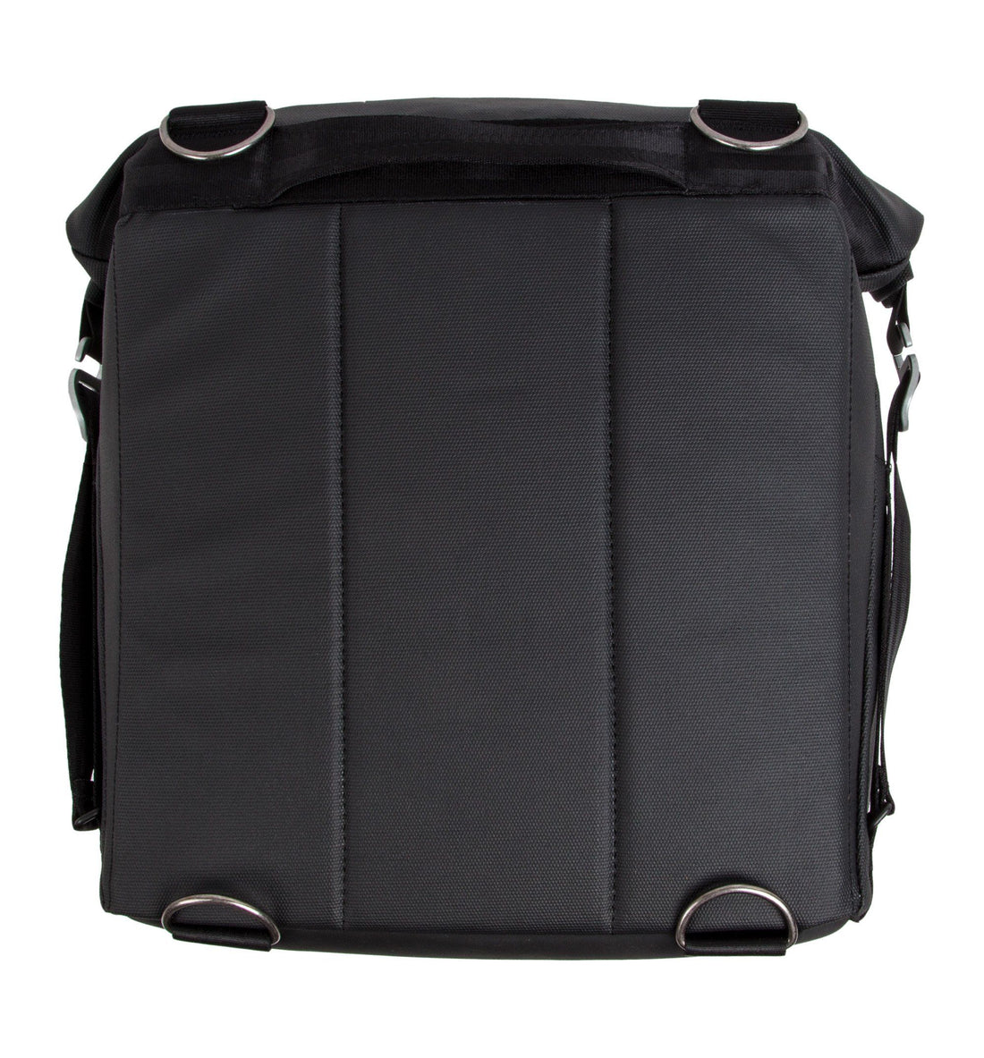 Iron & Resin Moto Pannier - Black - Bags/Luggage - Iron and Resin