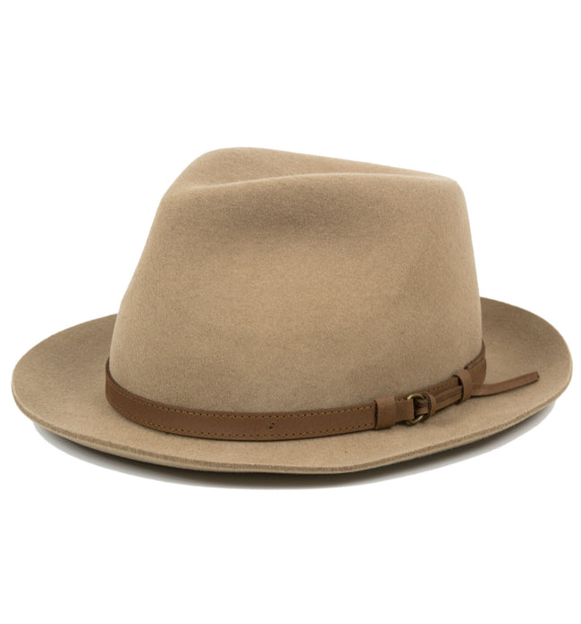 INR lead belly hat - Accessories: Headwear: Men's - Iron and Resin