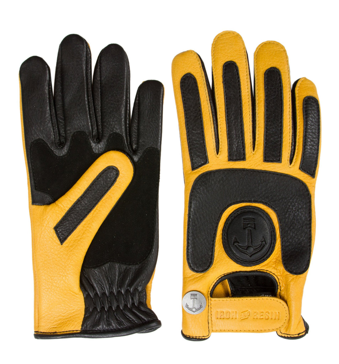 Elsinore Glove - Gloves - Iron and Resin