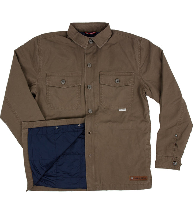 INR Wheeler Shirt Jacket