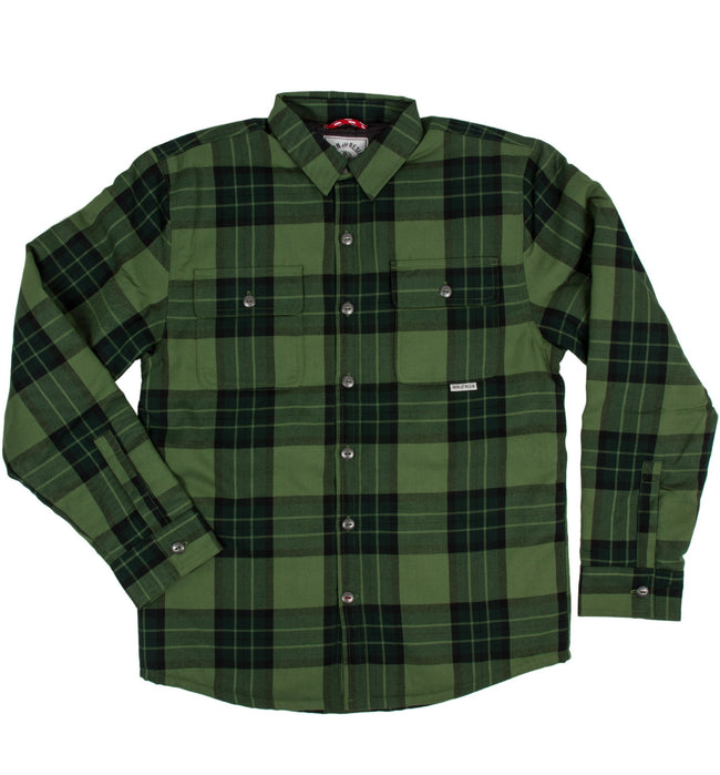 INR Weldon Shirt Jacket - Apparel: Men's: Outerwear - Iron and Resin