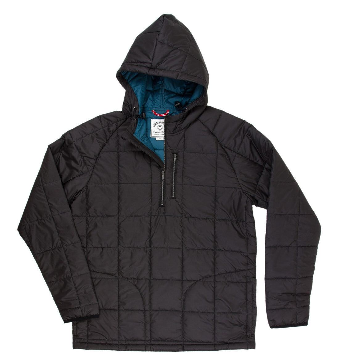 INR Rogue Pullover - Outerwear - Iron and Resin