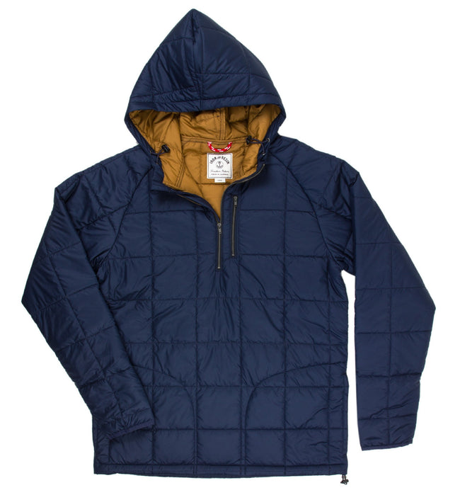 INR Rogue Pullover - Apparel: Men's: Outerwear - Iron and Resin
