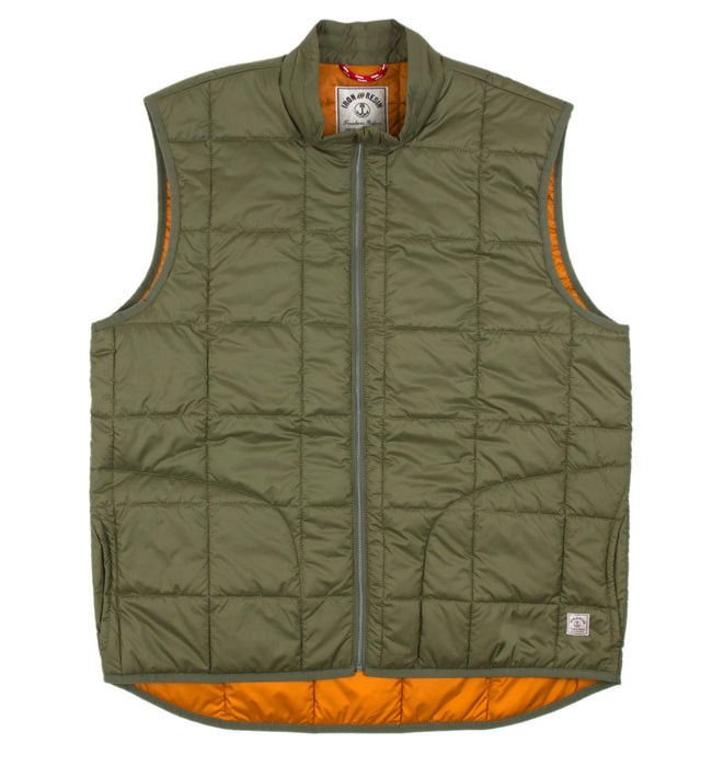 INR Rogue Vest - Apparel: Men's: Outerwear - Iron and Resin