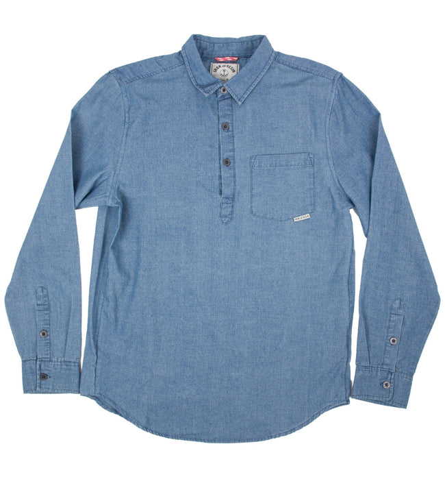 INR Shoal Shirt - Apparel: Men's: Wovens - Iron and Resin