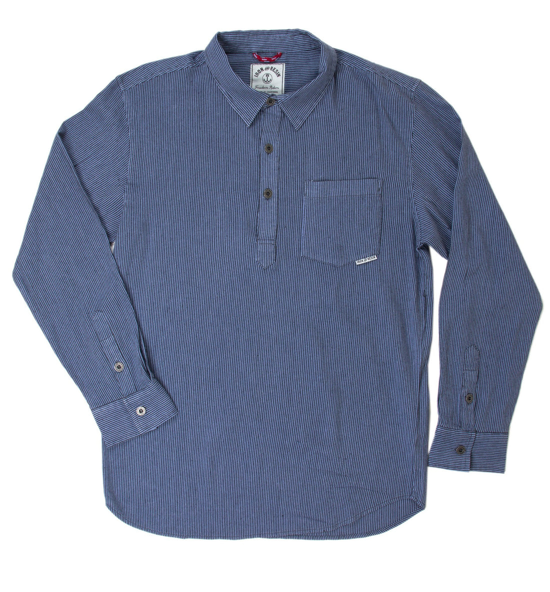 INR Shoal Shirt - Tops - Iron and Resin