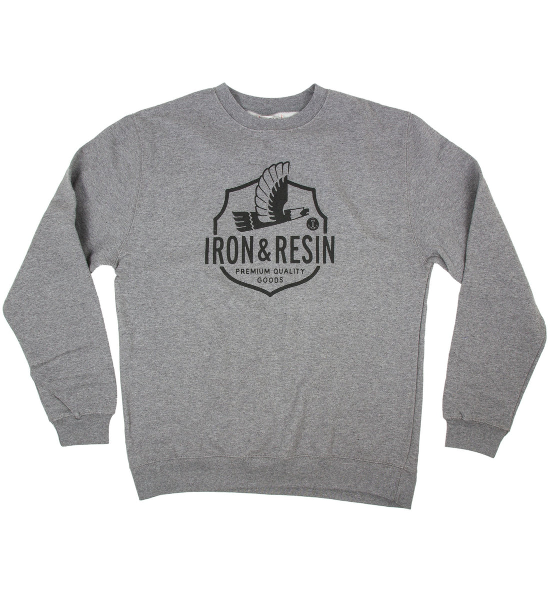 INR Richfield Fleece - Apparel: Men's: Fleece - Iron and Resin