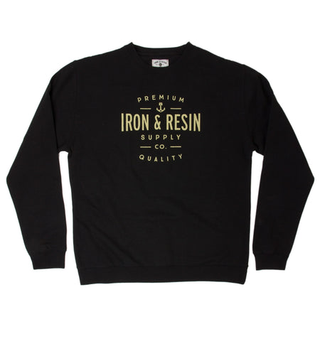 INR Portsmith Fleece - Apparel: Men's: Fleece - Iron and Resin