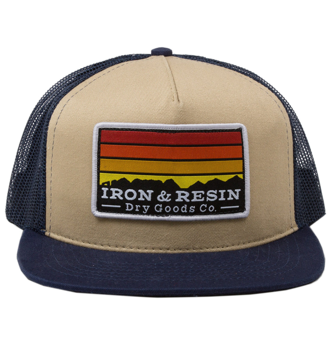 INR Horizon Hat - Accessories: Headwear: Hats - Iron and Resin
