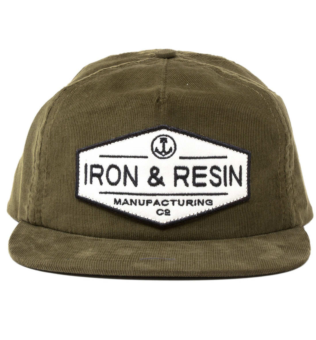 INR Terrain Hat - Accessories: Headwear: Hats - Iron and Resin