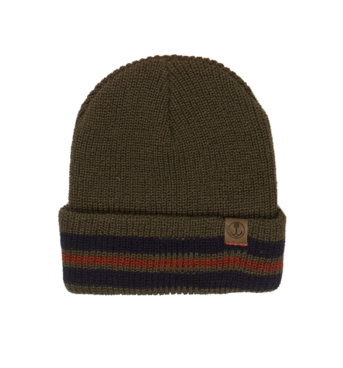 INR Palmer Beanie - Accessories: Headwear: Beanie - Iron and Resin