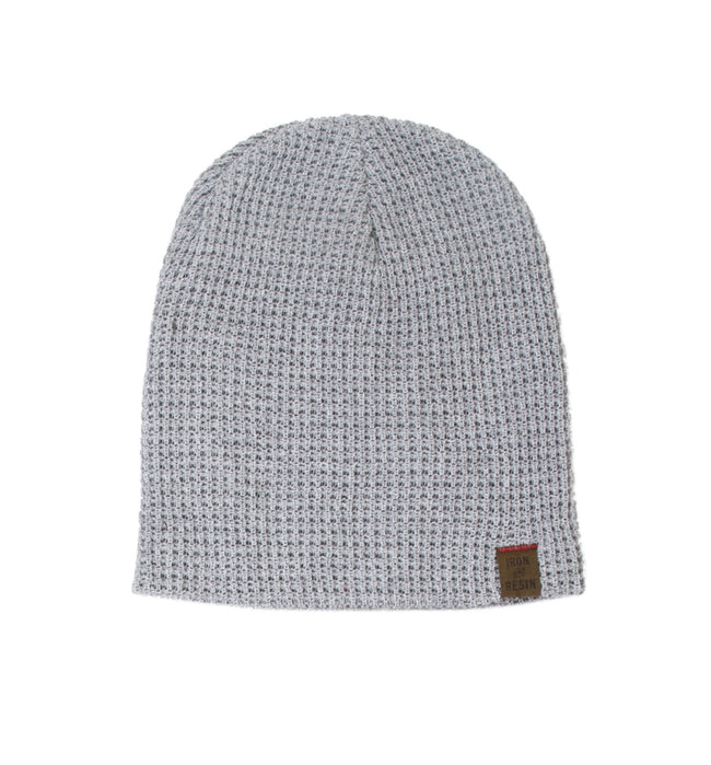 INR Outsider Beanie - Accessories: Headwear: Beanie - Iron and Resin