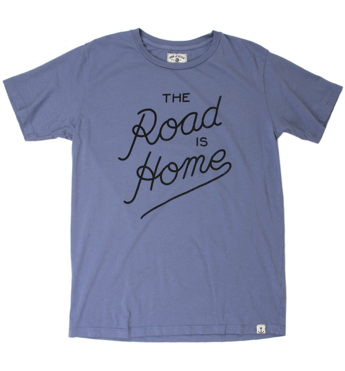 INR Home Tee - Apparel: Men's: Graphic T-Shirts - Iron and Resin