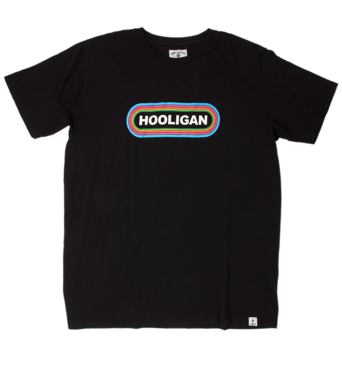 INR Nostalgia Tee - Apparel: Men's: Graphic T-Shirts - Iron and Resin