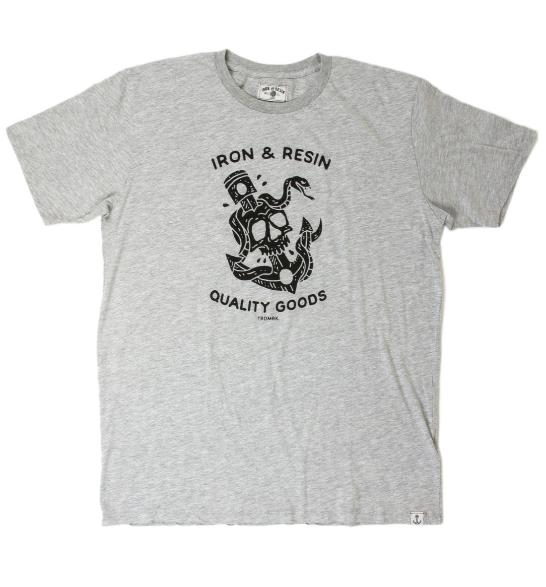 INR Flash Tee - Apparel: Men's: Graphic T-Shirts - Iron and Resin