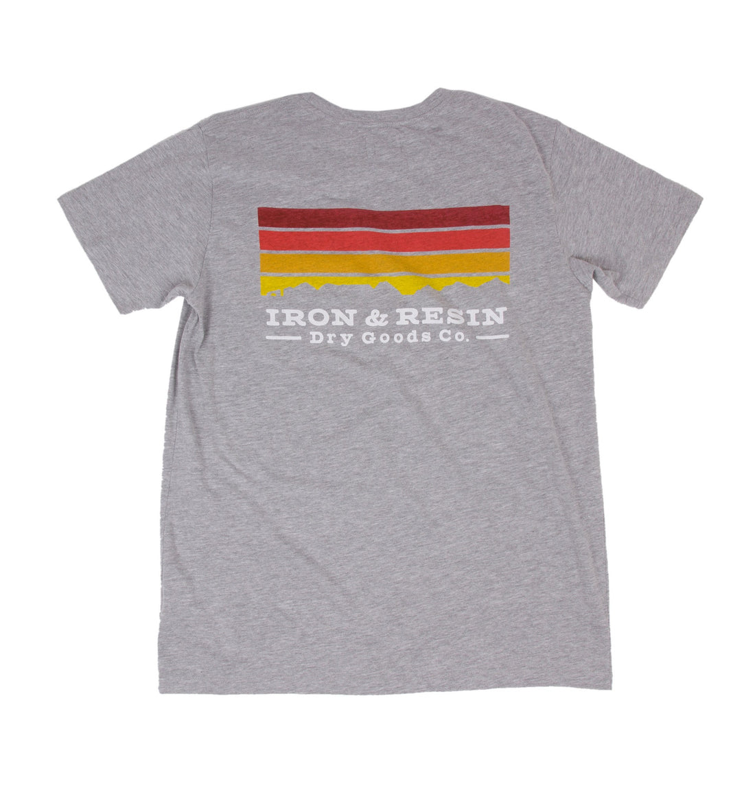 Horizon Tee - Apparel: Men's: Graphic T-Shirts - Iron and Resin