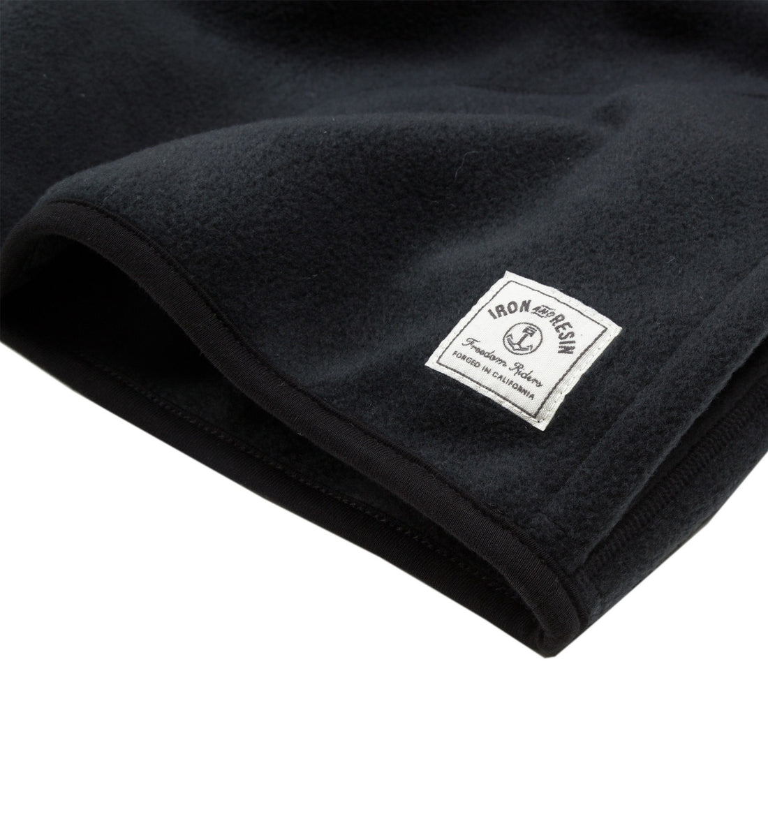 INR peak pullover fleece - Apparel: Men's: Fleece - Iron and Resin