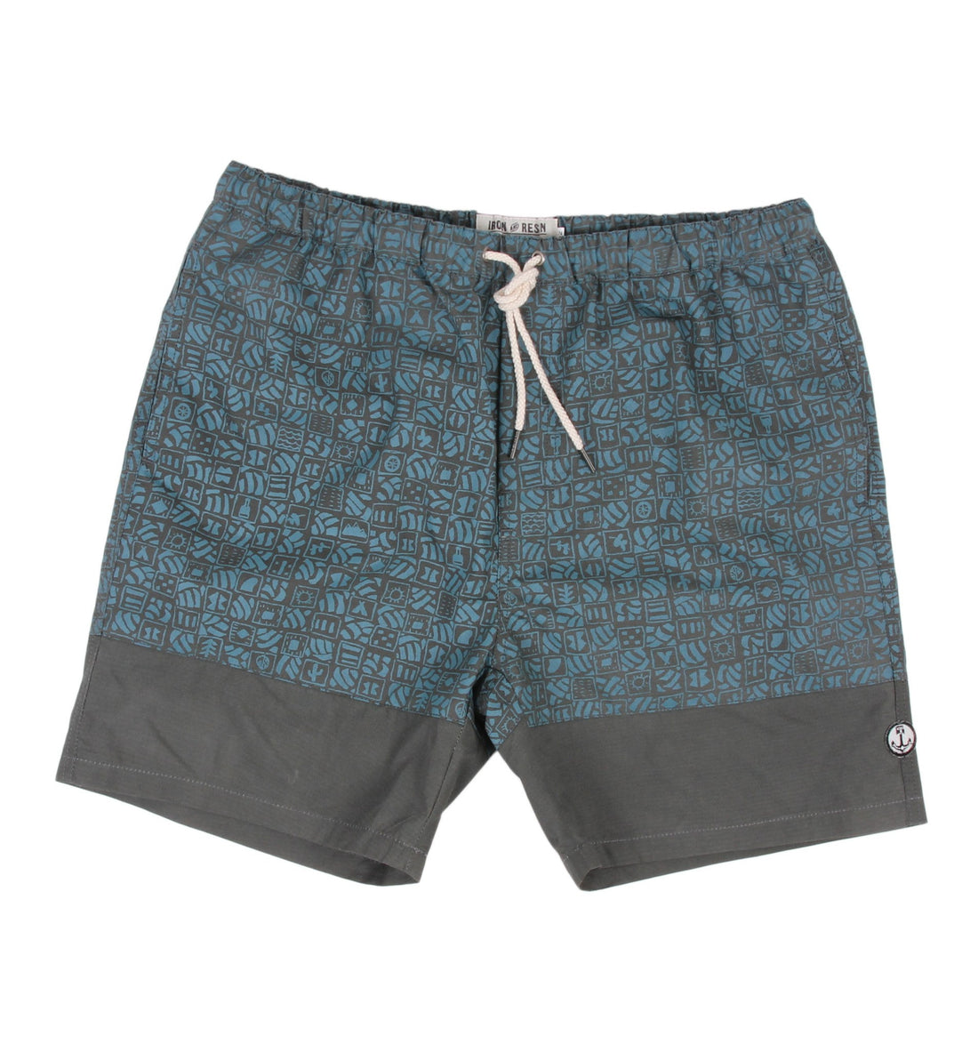 Deck Trunk - Apparel: Men's: Swimwear - Iron and Resin