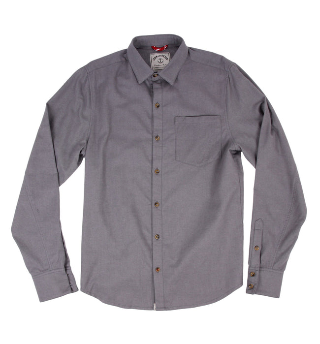 Freeman Shirt - Apparel: Men's: Wovens - Iron and Resin