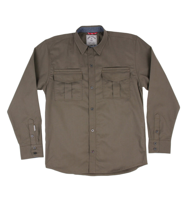 Utility Shirt - Apparel: Men's: Wovens - Iron and Resin