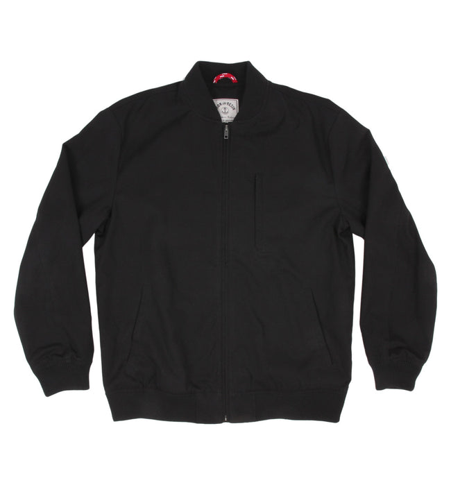 Academy Bomber Jacket - Apparel: Men's: Outerwear - Iron and Resin