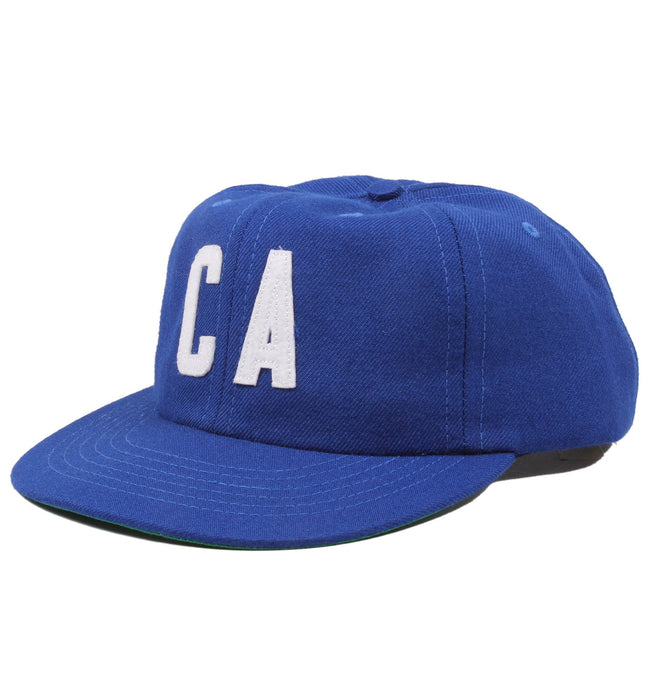 Best Coast 3 Hat - Accessories: Headwear: Hats - Iron and Resin