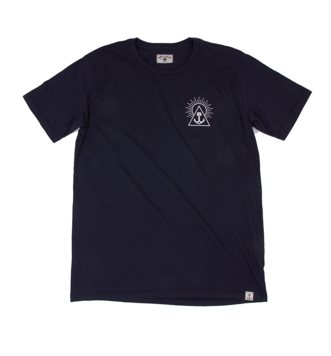 Sol Tee - Apparel: Men's: Graphic T-Shirts - Iron and Resin