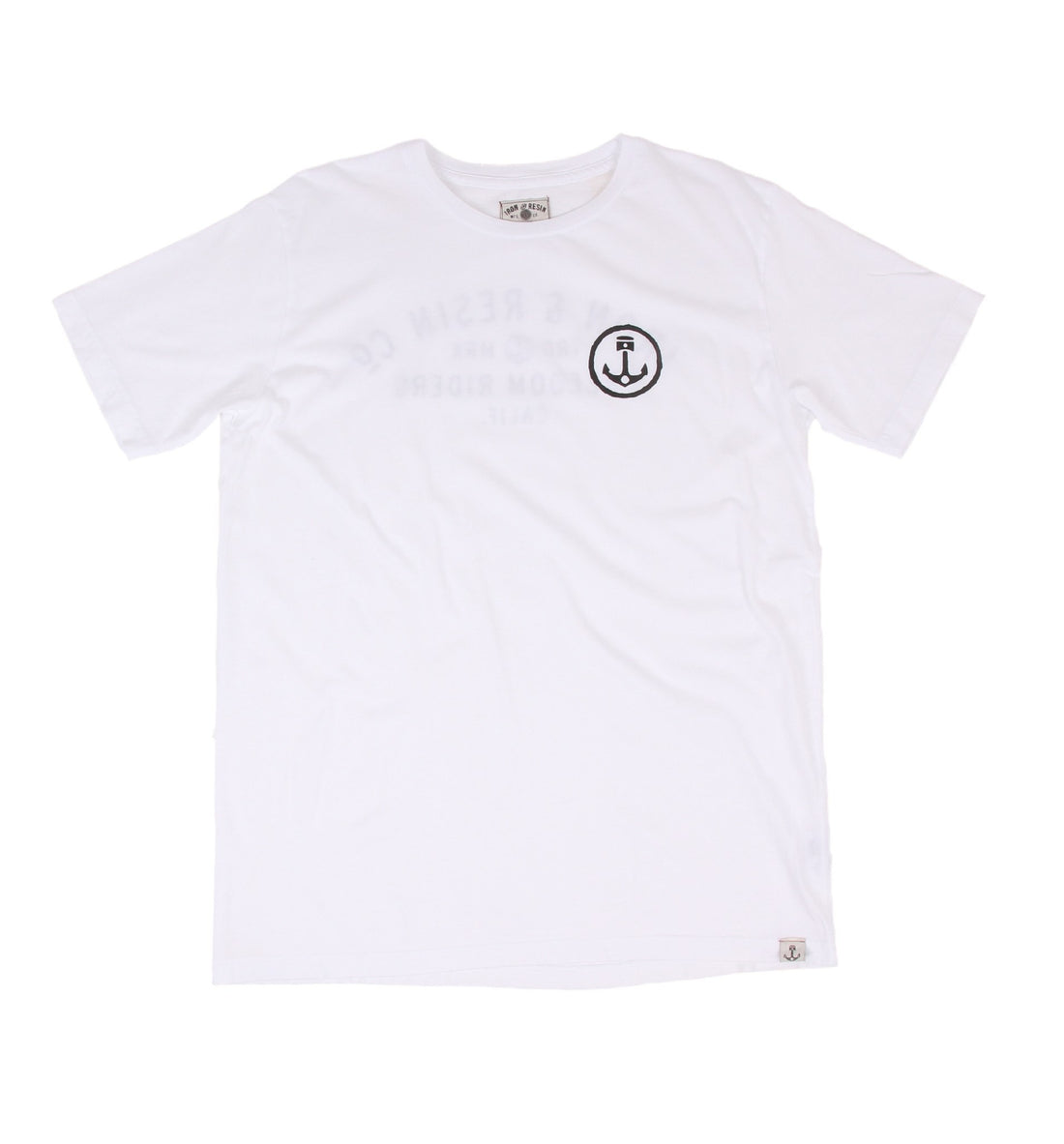 Overland Tee - Apparel: Men's: Graphic T-Shirts - Iron and Resin
