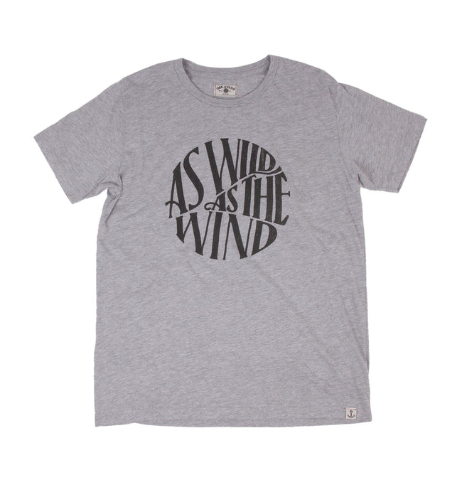 Wild Wind Tee - Apparel: Men's: Graphic T-Shirts - Iron and Resin