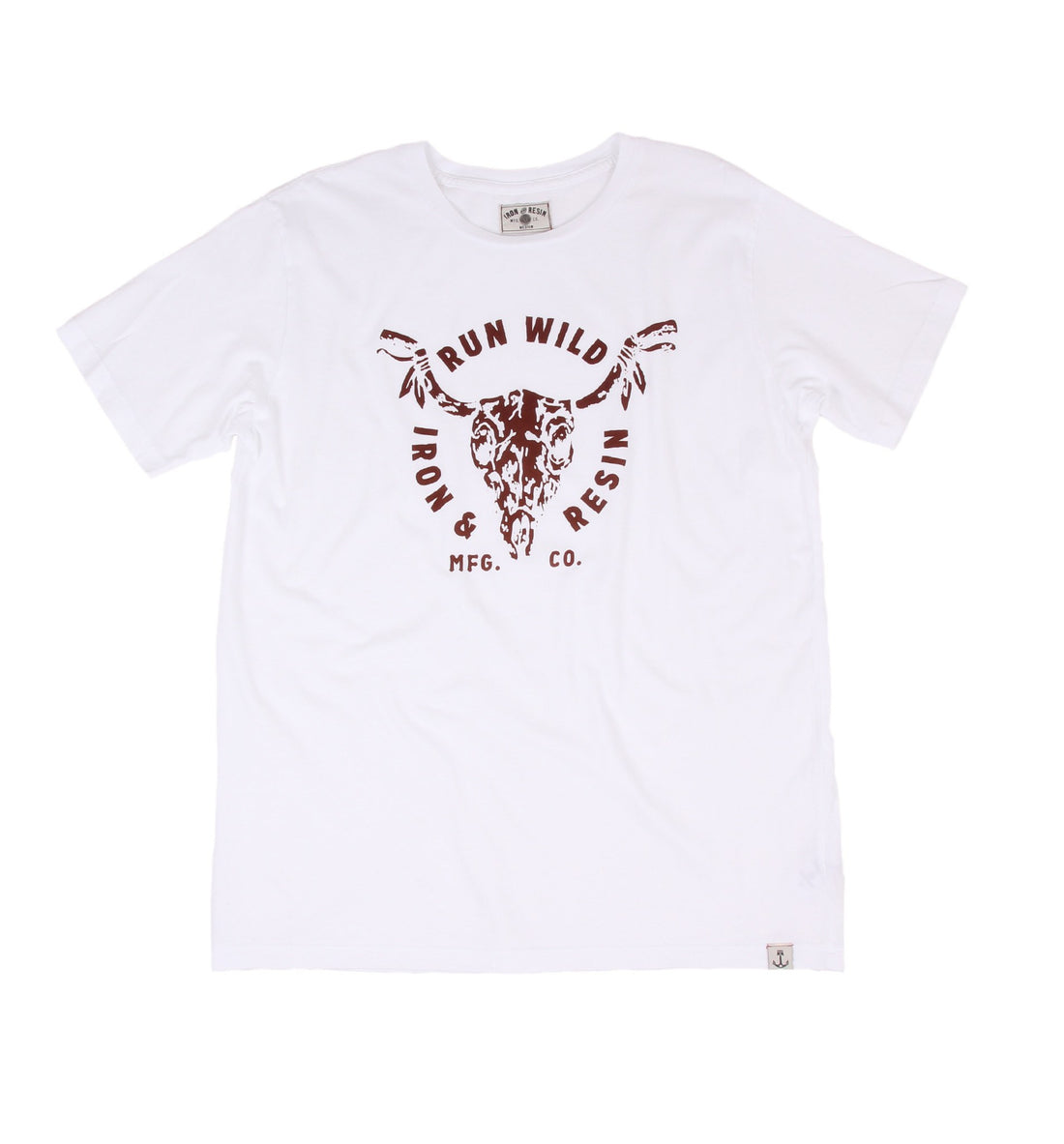 Run Wild Tee - Tops - Iron and Resin
