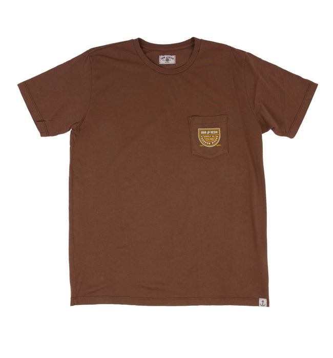 Richman Tee - Apparel: Men's: Graphic T-Shirts - Iron and Resin