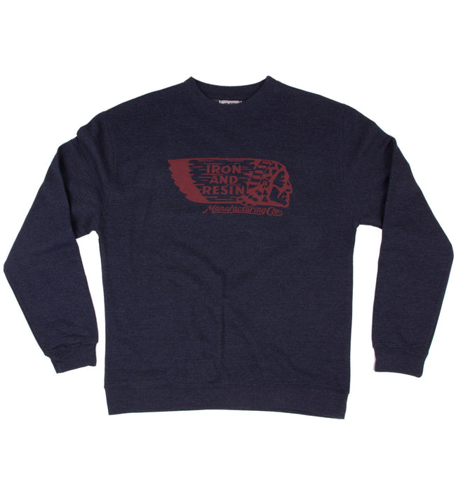 Western Fleece - Apparel: Men's: Fleece - Iron and Resin