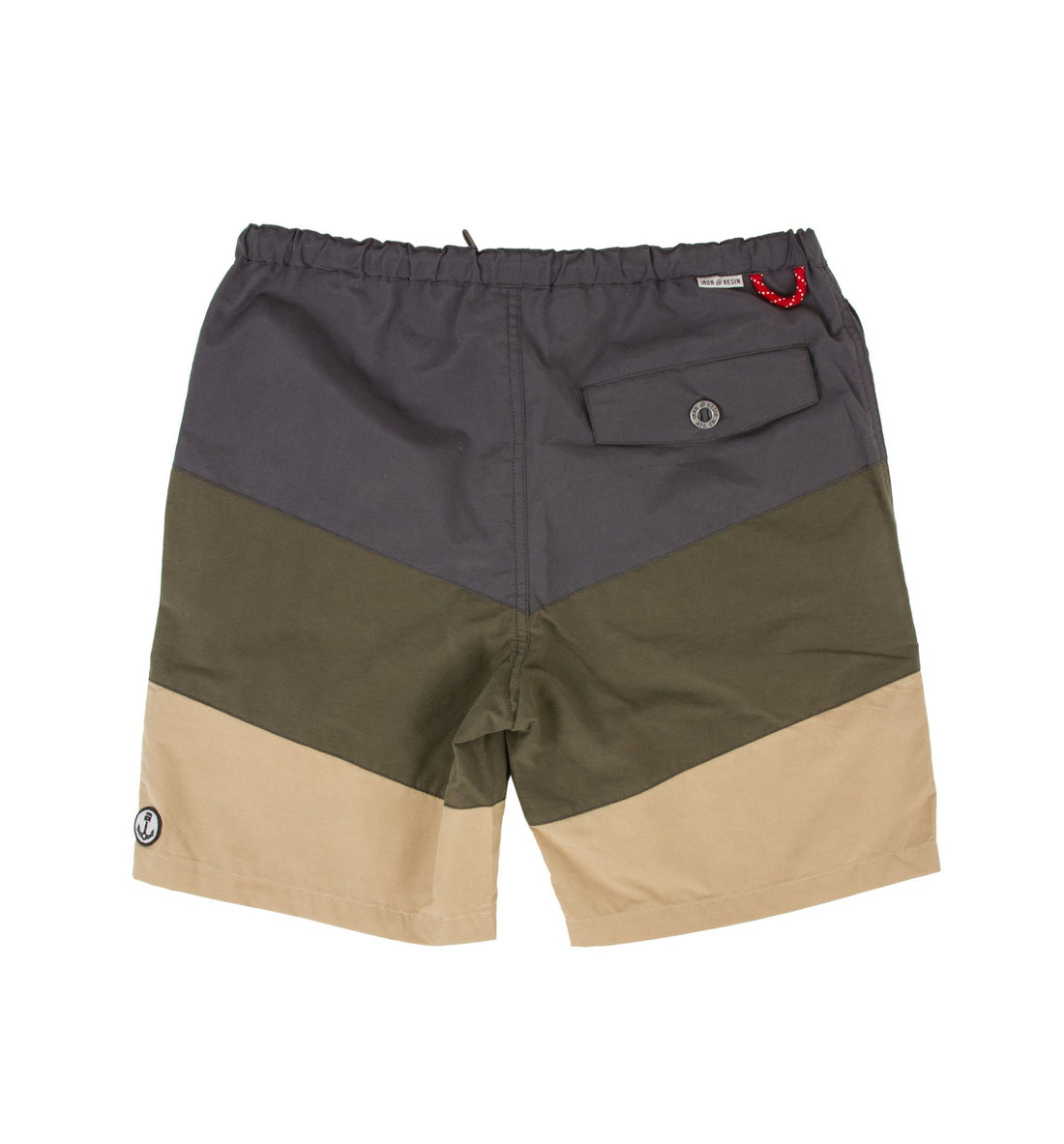Las Palmas Boardshort - Bottoms - Iron and Resin