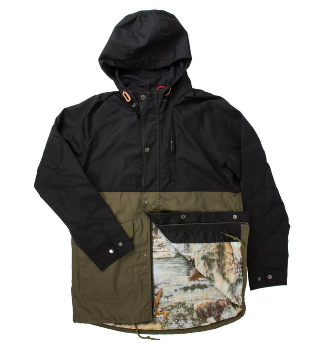 Sentinel Jacket - Outerwear - Iron and Resin
