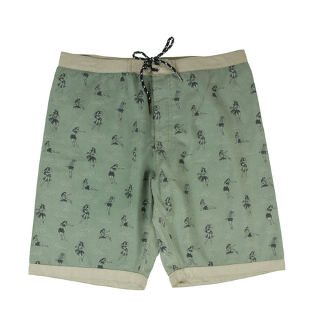 Haole Boardshort - Bottoms - Iron and Resin