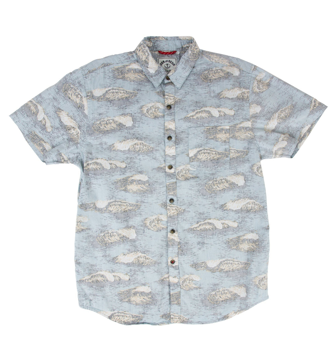 Haleiwa Shirt - Tops - Iron and Resin