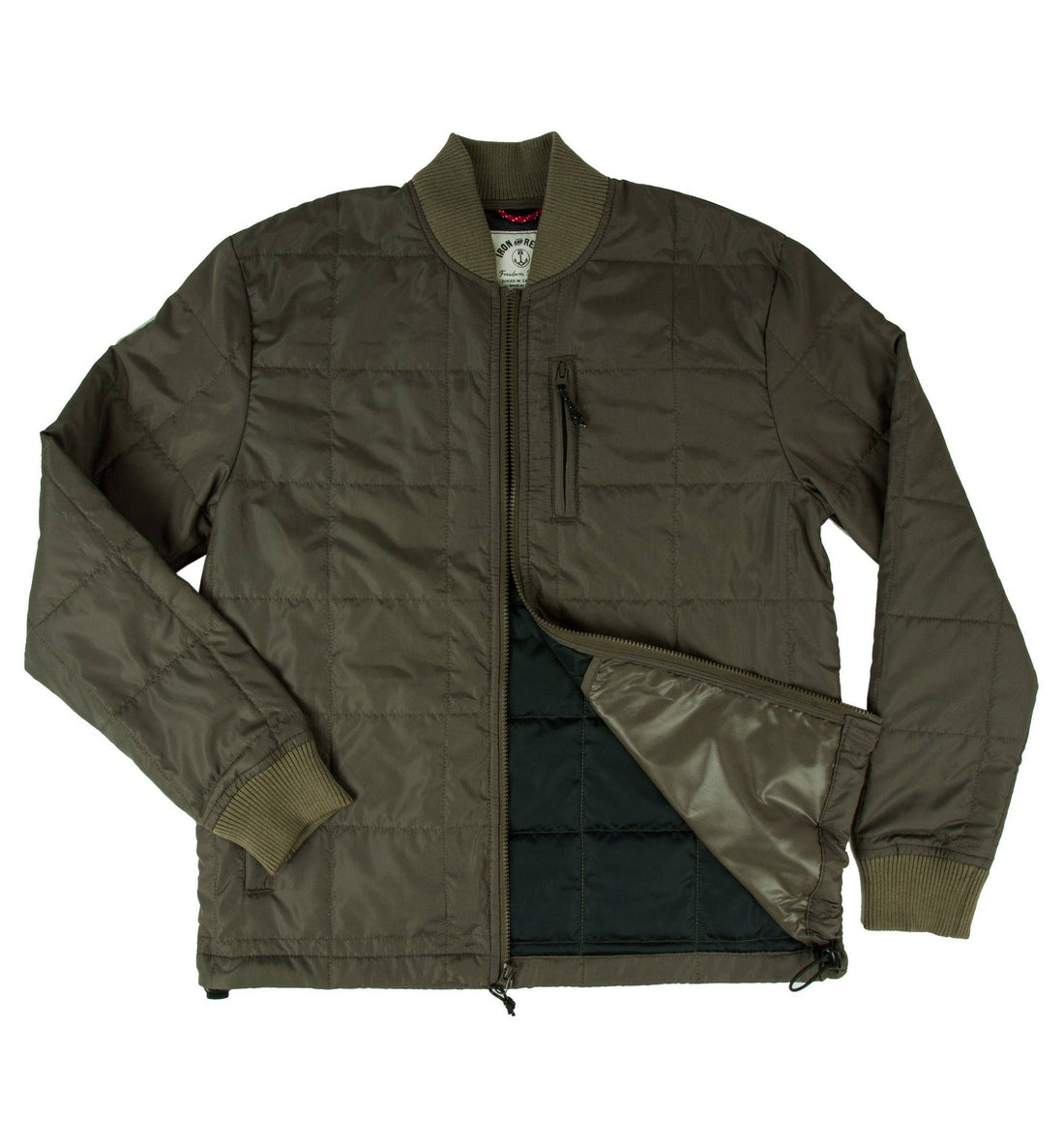 Reserve Jacket - Outerwear - Iron and Resin