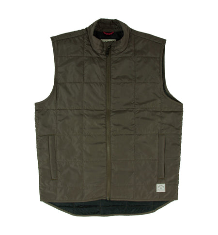 Rogue Vest - Outerwear - Iron and Resin