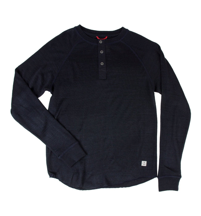 Durango Henley - Tops - Iron and Resin