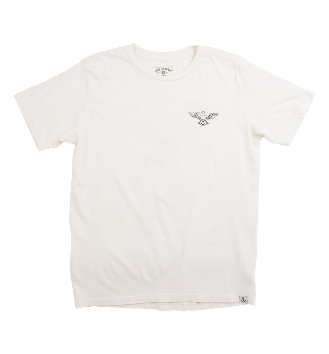 Adventure Eagle Tee - Tops - Iron and Resin