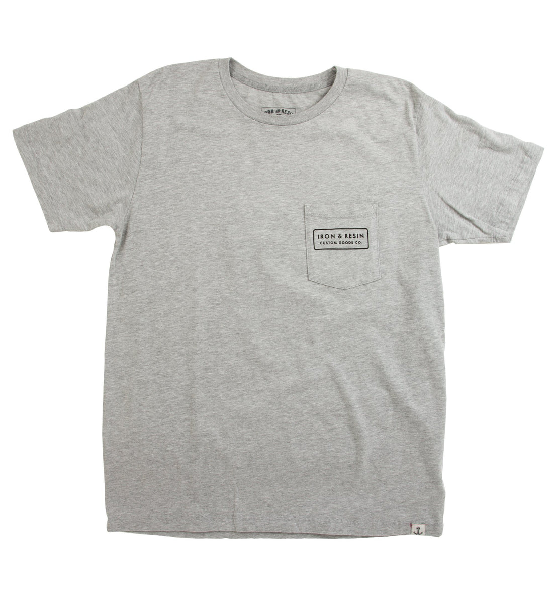Standard Pocket Tee - Tops - Iron and Resin