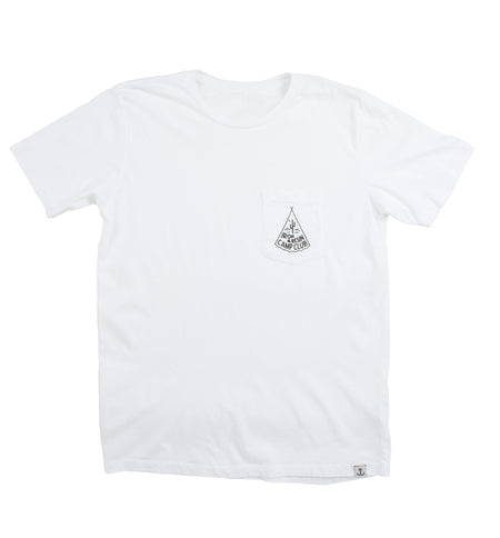 Camp Club Pocket Tee - Tops - Iron and Resin