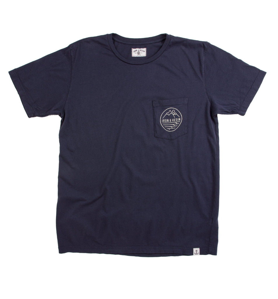 Descent Pocket Tee