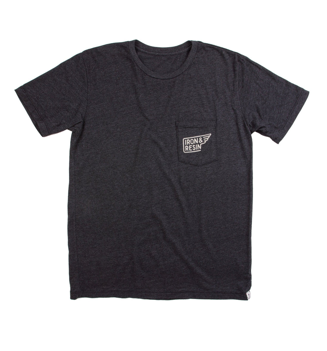 Travel Pocket Tee - Tops - Iron and Resin