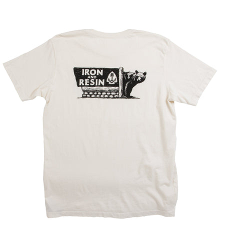 Roam Wild Tee - Tops - Iron and Resin